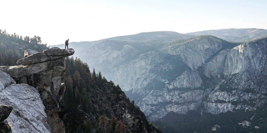 panorama montano stati uniti parco naturale