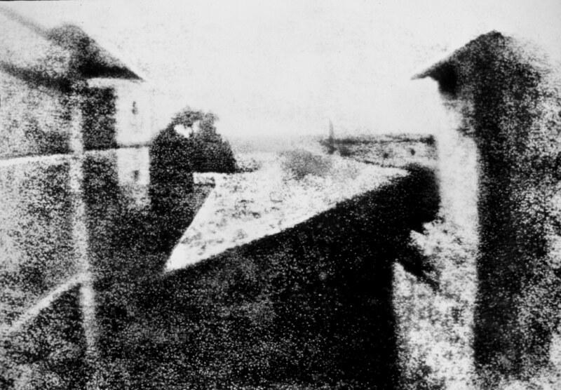 prima fotografia storia della fotografia